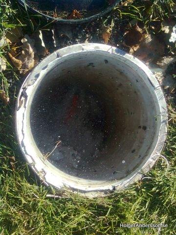 Rens av brunn, Sollentuna GK - HolgerAndersson.se